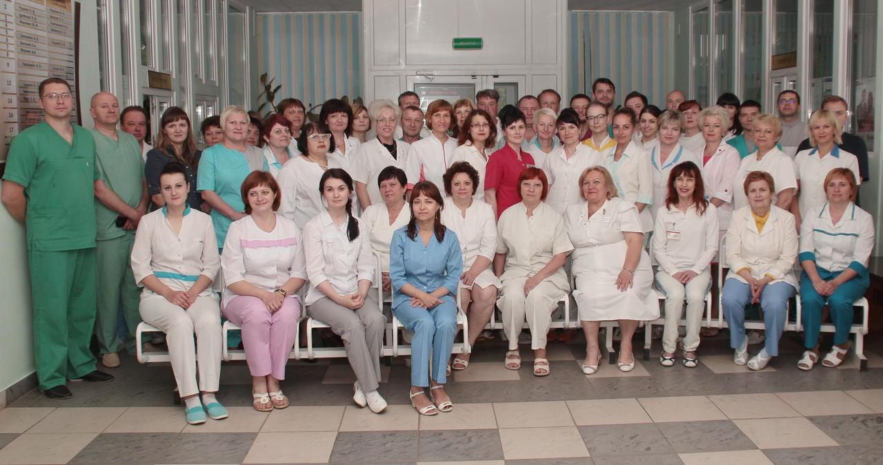 Коллектив Речицкой стоматологической поликлингики – команда ответственных и сплочённых