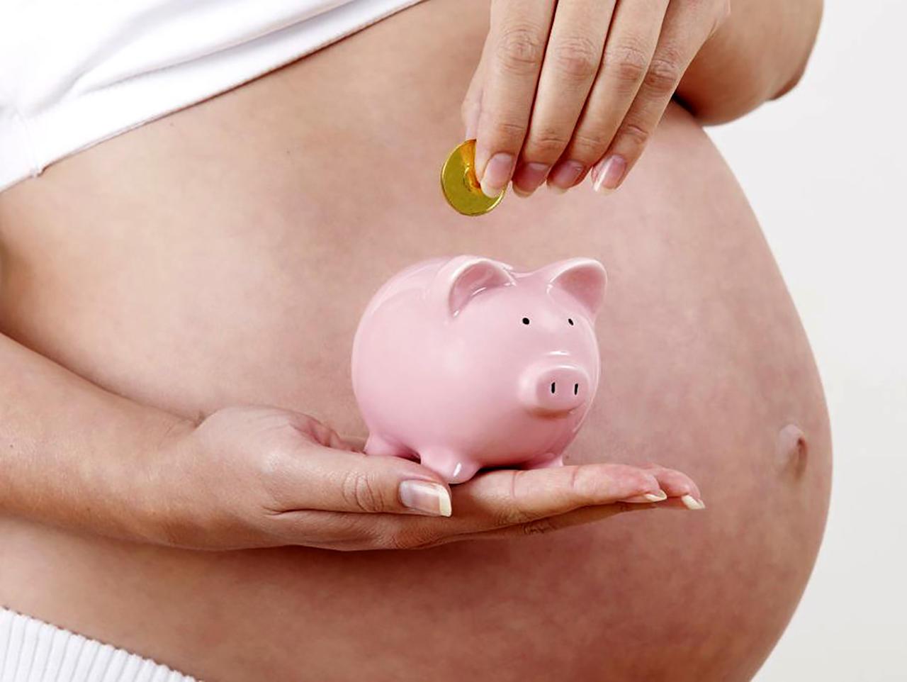 Безработной беременной что полагается