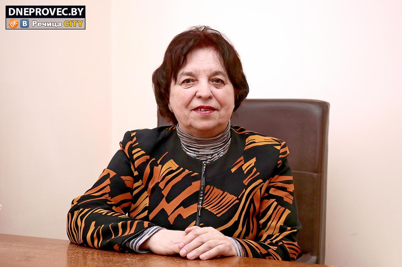 Любовь Викентьевна Кириленкова