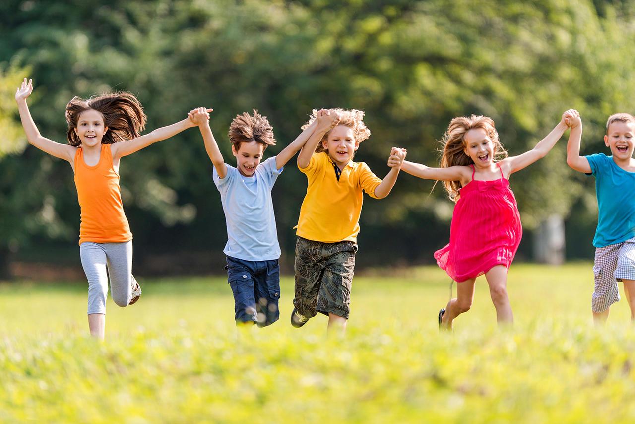 Счастливые детишки картинки