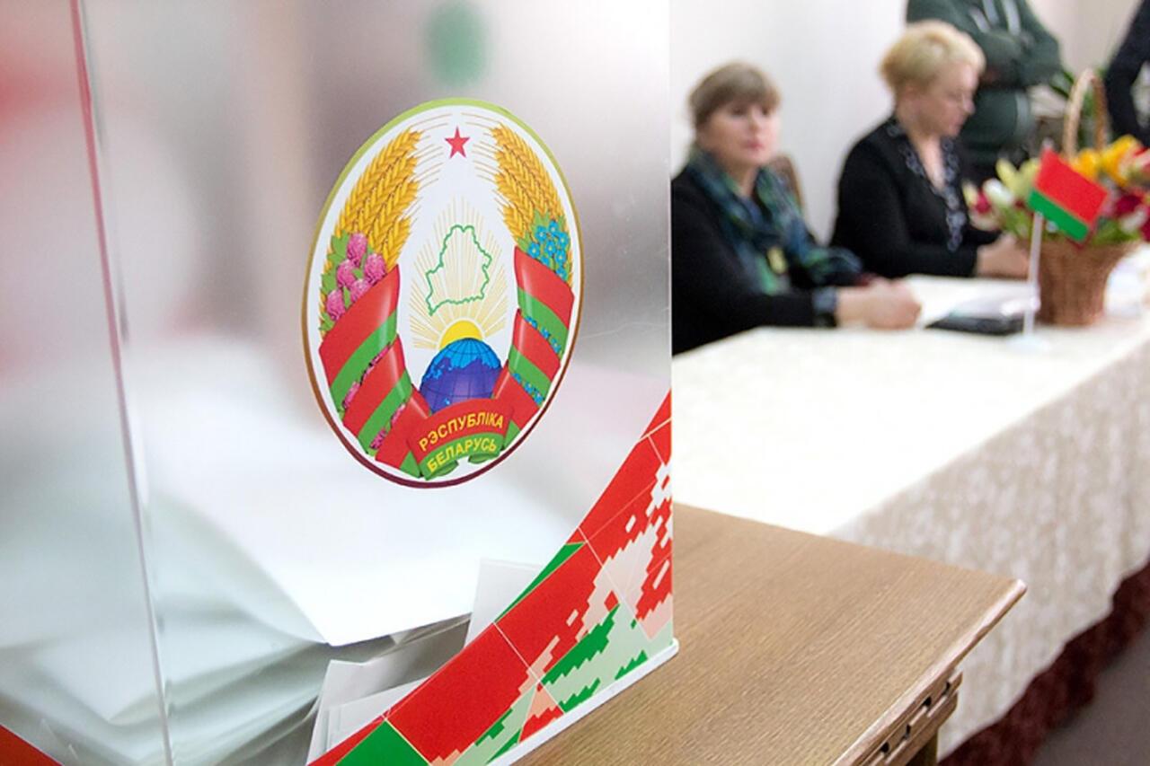 Выборы Президента Республики Беларусь - 2020   Дняпровец. Речица ...