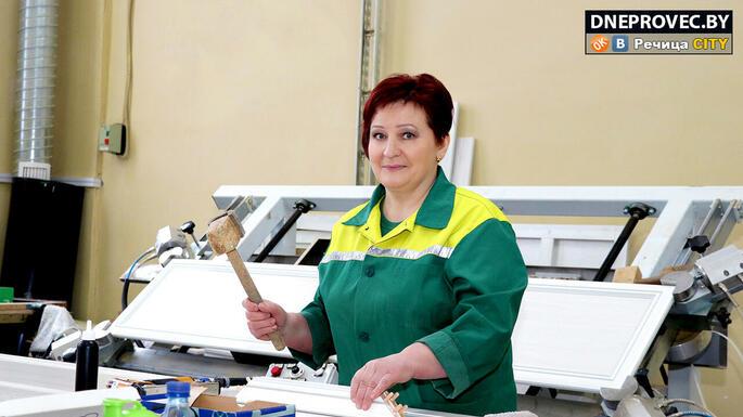 Работа в речице для девушки конвисар
